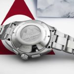 Alpina Alpiner4 Chronograph AL 860B5AQ6B caseback