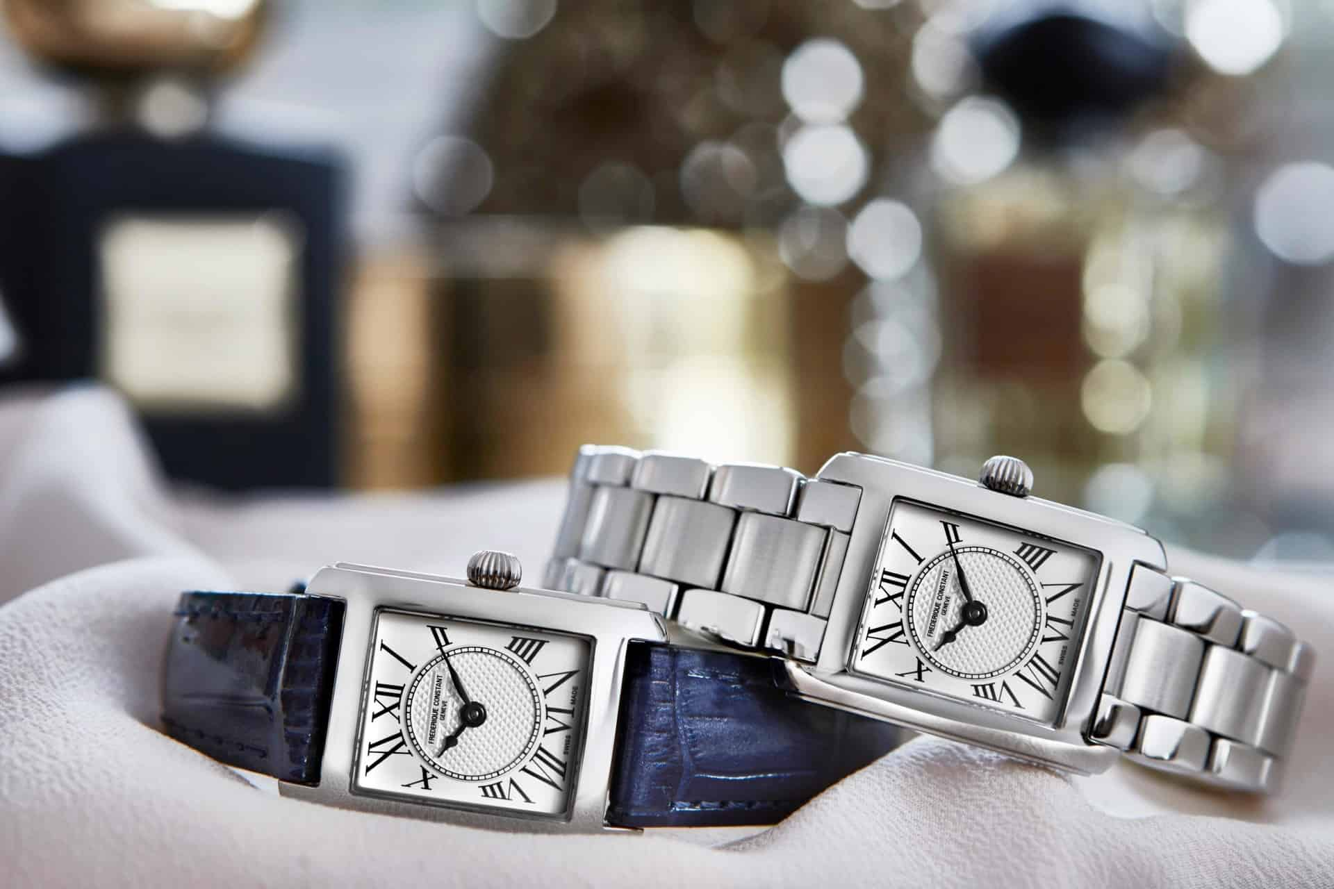 The Ultimate Accessible Luxury Collection from Frederique Constant