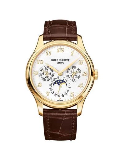 Patek Philippe Yellow Gold Mens Grand Complications 5327J 001